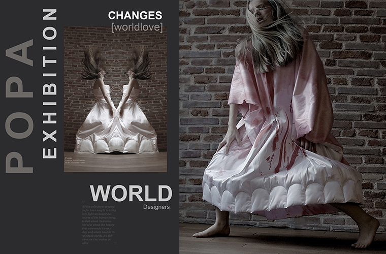 CHANGES [worldlove] Project 2020