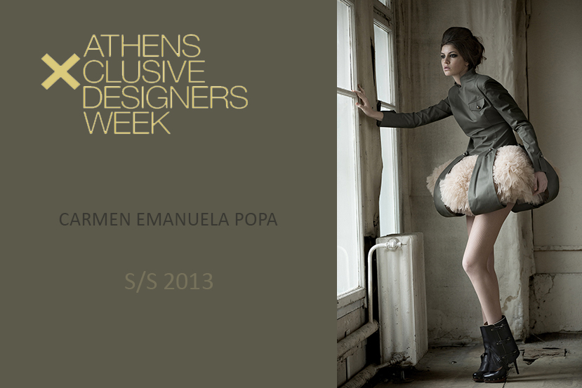 Athens Xclusive Designers Week | SS 2013